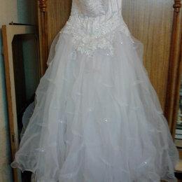 Платья - Платье свадебное с кольцами, 0