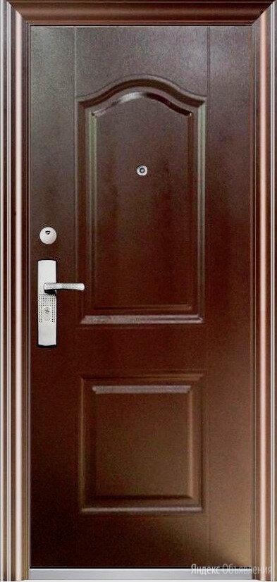 Стальные двери antaplex Модель AN058 по цене 6000₽ - Входные двери, фото 0