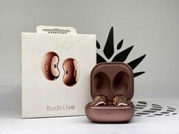 Наушники и Bluetooth-гарнитуры - Наушники Samsung Buds Live, 0