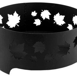 Очаги для костра - Костровая чаша Клён (30 х 63 см), 0
