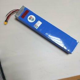 Аксессуары и запчасти - Аккумулятор для самоката li-ion литий ион, 0