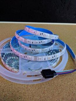 Светодиодные ленты - Светодиодная лента rgb 5050, 0