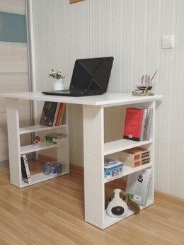 Компьютерные и письменные столы - Стол письменный компьютерный, 0