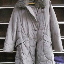 Пальто - Пальто - воротник натуральный мех., 0