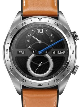 Умные часы и браслеты - Умные часы Honor Watch Magic Brown-Silver…, 0