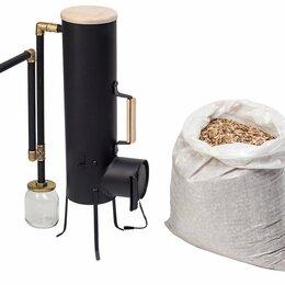 Грили, мангалы, коптильни - Дымогенератор Ворон, бункер 10 литров, 0