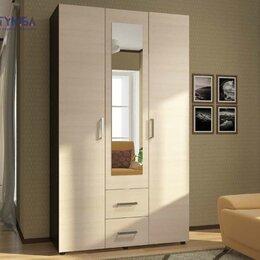 Шкафы, стенки, гарнитуры - ЭВА Шкаф 3-х створчатый ШК-019, 0