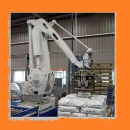Упаковочное оборудование - Робот паллетизатор типа рука, паллетоукладчик…, 0