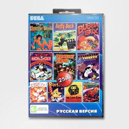 Игры для приставок и ПК - Картридж 16bit многоигровки 256MB BS-25001, 0