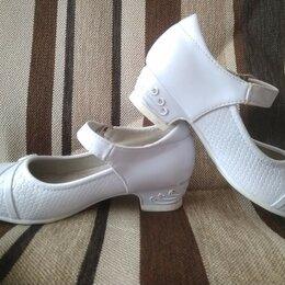 Балетки, туфли - Туфельки детские 27 размер, 0