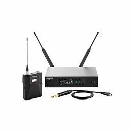 Радиосистемы и радиомикрофоны - SHURE QLXD14E G51 инструментальная радиосистема…, 0