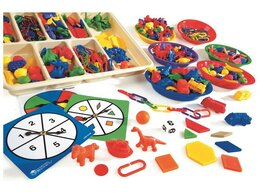 Игровые наборы и фигурки - Набор для сортировки Супер сeт Learning Resources, 0