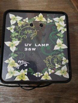 Лампы для сушки - Ультрафиолетовая лампа для сушки ногтей, 0