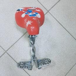 Седла и штыри - Детское велосиденье, 0