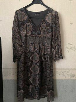 Платья - Платье из стопроцентного шелка Ana Alcazar, 0