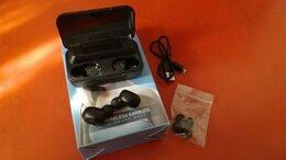 Наушники и Bluetooth-гарнитуры - Беспроводные наушники с микрофоном (Гарнитура), 0