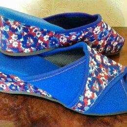 Домашняя обувь - Тапки новые ГДР, 0
