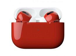 Наушники и Bluetooth-гарнитуры - Apple AirPods Pro Красный Глянец - Оригинал, 0