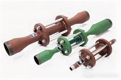 Комплект арматуры ТЭМ-КПА-2 к ПРЭМ Ду 32/ 20/ 20 фланцевый по цене 4080₽ - Элементы систем отопления, фото 0