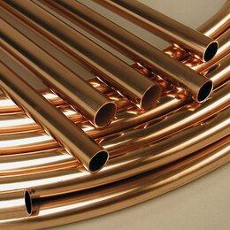 Элементы систем отопления - Труба медная Wieland Sanco, 0