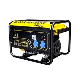 Электрогенераторы и станции - Генератор бензиновый Champion GG 3301, 0