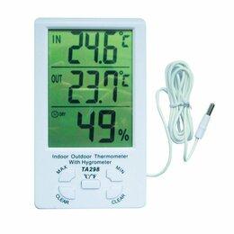 Метеостанции, термометры, барометры - Метеостанция S-Line TA 298, 0