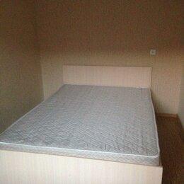 Кровати - Кровать Ойбер/Глория 120х200 Светлый шимо с…, 0