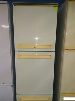 Холодильники - Холод stinol 104 (3 камеры) Ноуфрост. Доставка, 0