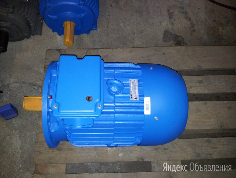 Электродвигатель АИР160S4  15 квт. 1500 об.мин. фланец. по цене 20000₽ - Производственно-техническое оборудование, фото 0