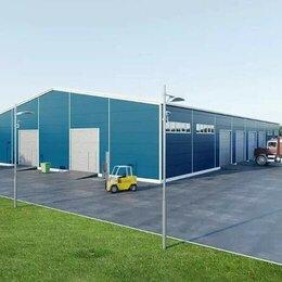 Готовые строения - Строительство ангаров складов металоконструкций. Быстровозводимые здания, 0