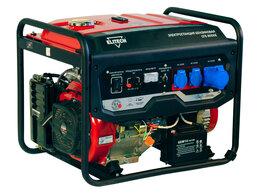 Электрогенераторы - Генератор бензиновый Elitech СГБ 8000Е, 0