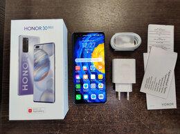 Мобильные телефоны - Телефон Honor 30 pro+ 8/256, на гарантии, 0