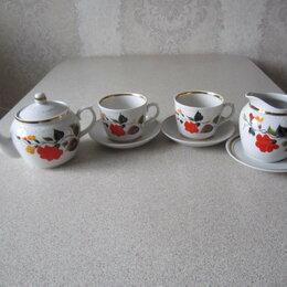 Бокалы и стаканы - Наборы для чаяпития, 0