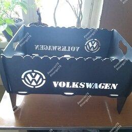 "Грили, мангалы, коптильни - Мангал ""Volkswagen "", 0"