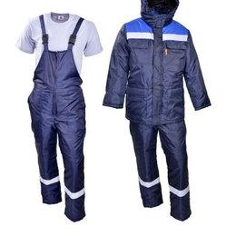 Одежда - Спецодежда-костюм утепленный (куртка и…, 0