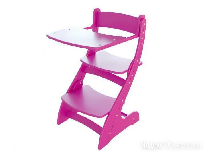 """Детский растущий стул от МФ """"Друг Кузя"""" по цене 3990₽ - Стульчики для кормления, фото 0"""