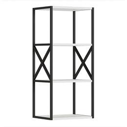 Мебель для учреждений - Сканди 2.11 стеллаж навесной металлический, 0