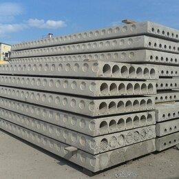 Железобетонные изделия - Плита перекрытия ПК60-12-8, 0