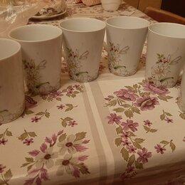 Кружки, блюдца и пары - Кружка 400мл domenik fine quality porcelain dinner, 0