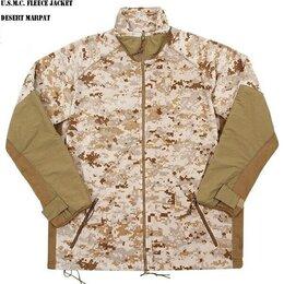 Куртки - Флисовая куртка Polartec usmc Desert Marpat, 0