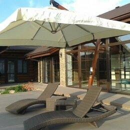 Зонты от солнца - Зонт на боковой опоре 2.5 х 2.5 м. , 0