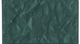 Визитницы и кредитницы - Визитница на 28 карт / кляссер  Зеленый шелк…, 0