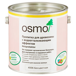 Пропитки - 4006 Пропитка для древесины 2.5л, с водоотталк.…, 0