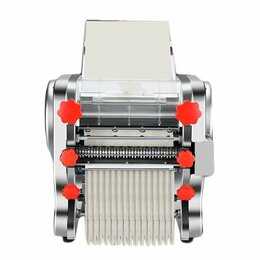 Тестомесильные и тестораскаточные машины - Электрическая тестораскатка лапшерезка akitajp RSS 220C, 0