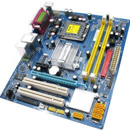Материнские платы - Материнские GA-945GCM-S2L и др. под память DDR-2, 0
