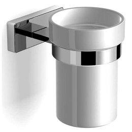 Мыльницы, стаканы и дозаторы - Стакан керамический Alster Langberger 10911А, 0