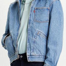Куртки - Новая куртка Levi's® Trucker Jacket  #28874-0000 Size  M., 0
