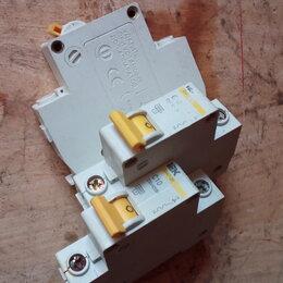 Электрические щиты и комплектующие - Автоматические выключатели, 0