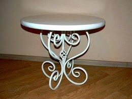 Столы и столики - Столик кованый, 0