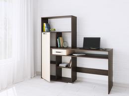 Компьютерные и письменные столы - Компьютерный стол Квартет-8, 0